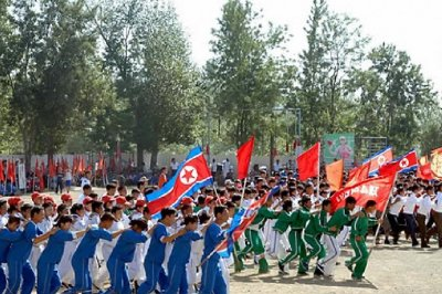 Kim Jong Un idolization focus of North Korea's Youth Day