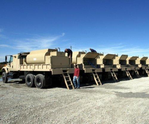 U.S. Army orders trucks for Afghanistan