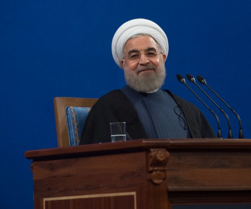 Iran's Rouhani suggests U.S.-Iran prisoner swap
