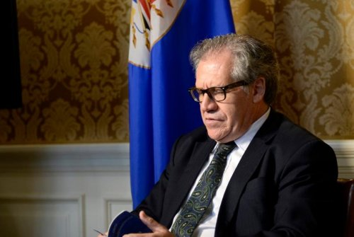 OAS to hold meetings over Venezuela's dwindling democracy