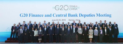 G20 leaders say Brexit heightens risk to global economy