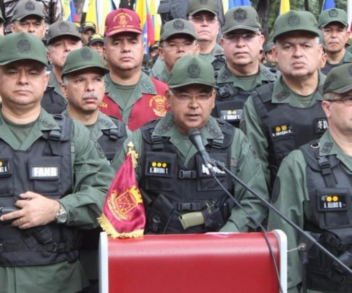 Venezuelan general accused of aiding cocaine trade named minister of interior, justice