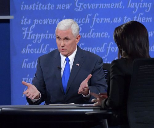 Pence to Trump: 'Be yourself' at Sunday's debate