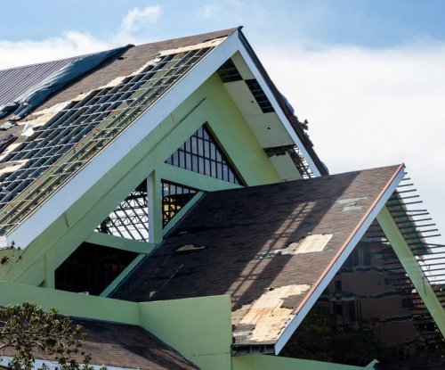 Scientists pit modern roof shapes against high-speed winds