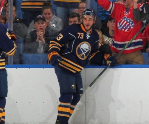 Buffalo Sabres recall F Nicholas Baptiste from Rochester