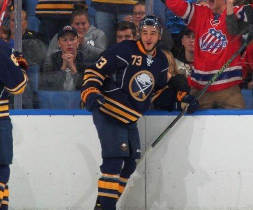 Buffalo Sabres recall F Nicholas Baptiste from Rochester