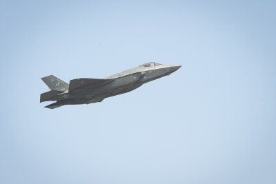 Lockheed to provide F-35 spare parts for Marine Corps, Navy