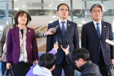 North, South Korea discuss pine wilt disease prevention, tree nursery