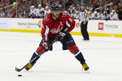 Capitals, red-hot Ovechkin visit Hurricanes