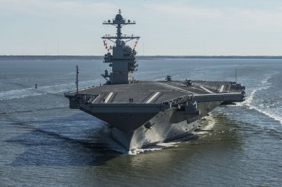 General Atomics awarded $12.5M for EMALS work on Navy's aircraft carriers