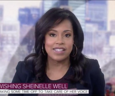 Sheinelle Jones of 'Today' to undergo vocal chord surgery
