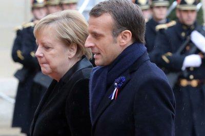 Turkish leader to meet Macron, Merkel over rising refugee crisis