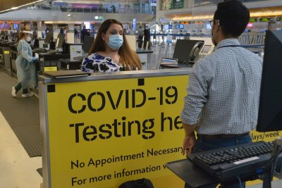CDC requires all air travelers to test negative before entering U.S.