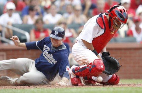 MLB: St. Louis 7, San Diego 5
