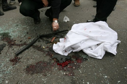 Tehran: Assassination work of 'Zionists'