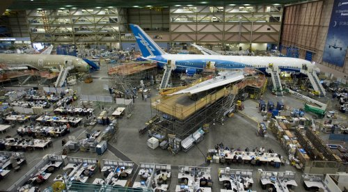 Boeing official confident about Dreamliner