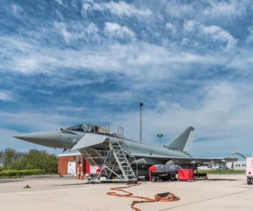 Ground testing completed on Storm Shadow-equipped Typhoon