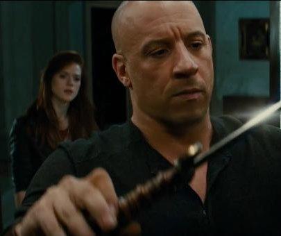 Vin Diesel stars in new 'The Last Witch Hunter' trailer