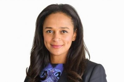 Africa's richest woman to completely overhaul Angola's state-run oil co.