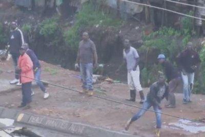 Violence, low turnout mar Kenya presidential election rerun