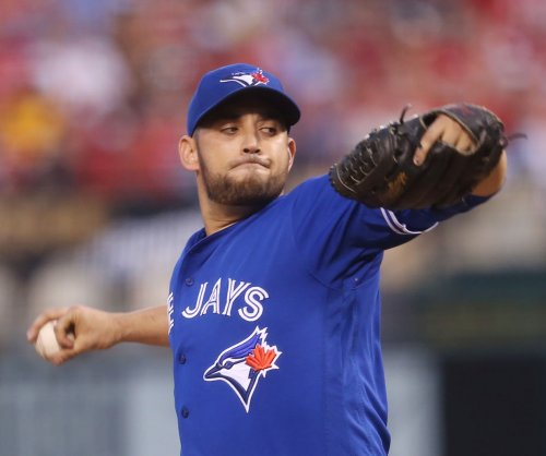 Blue Jays hope to get series win vs. Angels