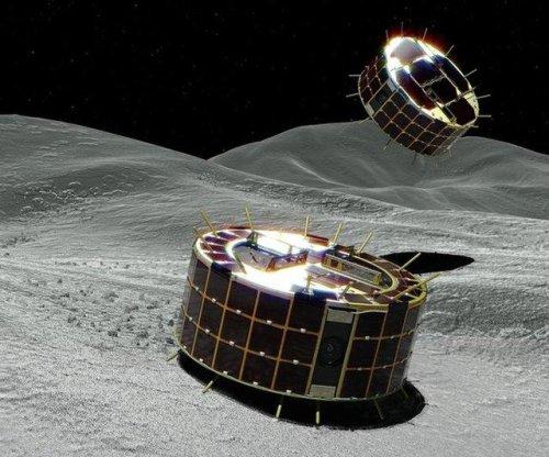 Hayabusa 2 probe drops two robotic landers on asteroid Ryugu