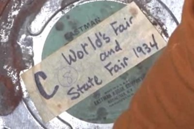 Man buys building, finds historical film reels in basement