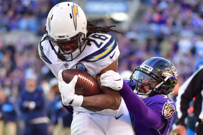 Broncos agree to two-year deal with free agent RB Melvin Gordon
