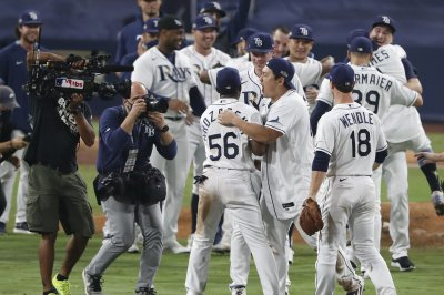 ALCS: Tampa Bay Rays oust Houston Astros, reach World Series