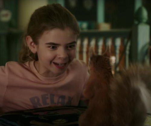 'Flora & Ulysses' trailer shows girl befriend 'superhero' squirrel