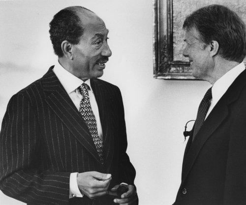 Anwar Sadat assassinated