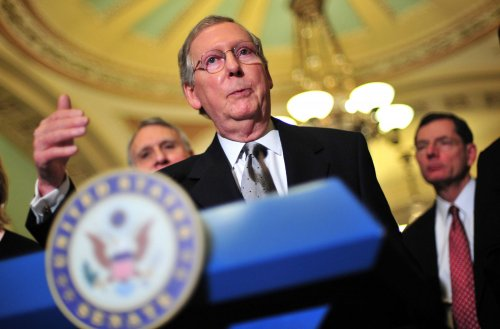 McConnell delays payroll tax-cut bill vote