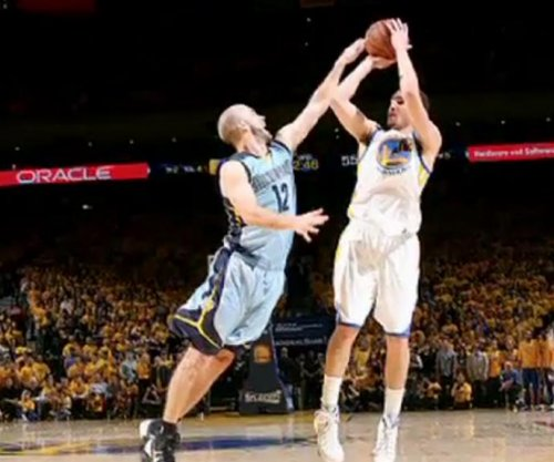 Golden State Warriors wrestle series lead from Memphis Grizzlies