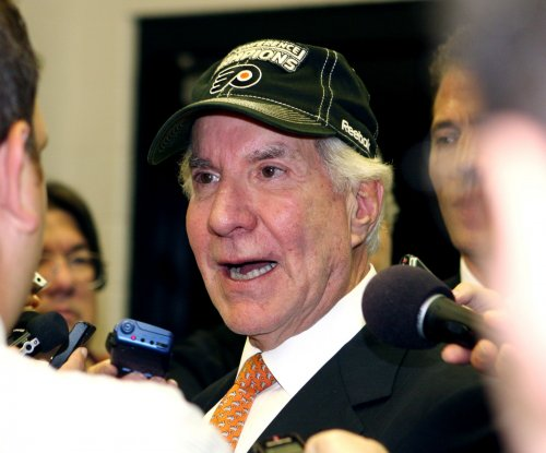 Ed Snider, owner of Philadelphia Flyers, dies at 83
