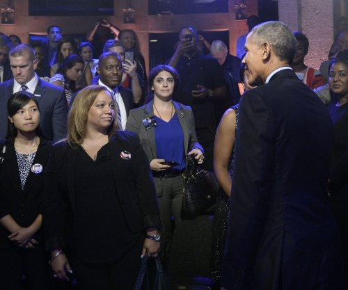 President Obama hosts town hall meeting on race