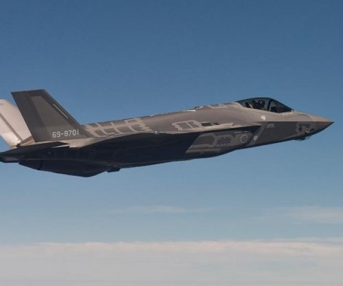 Maiden flight for first Japanese F-35