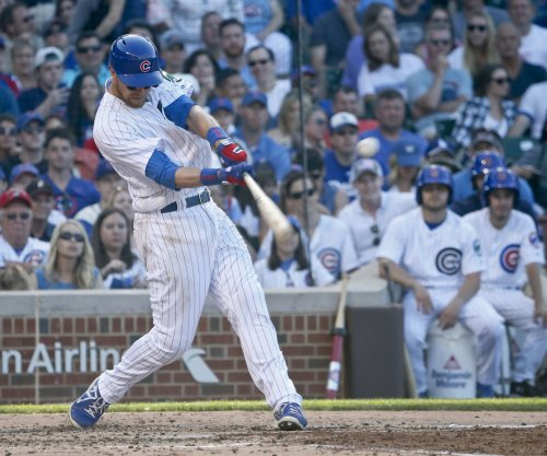 Ben Zobrist hitting his stride with 2 homers in Chicago Cubs' 7-3 win