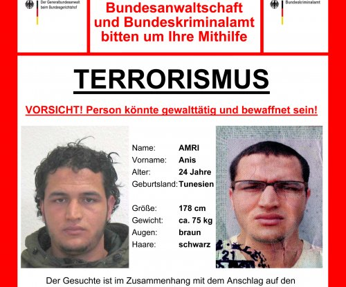 Berlin attack: Police wanted suspect deported for prior terrorist activity