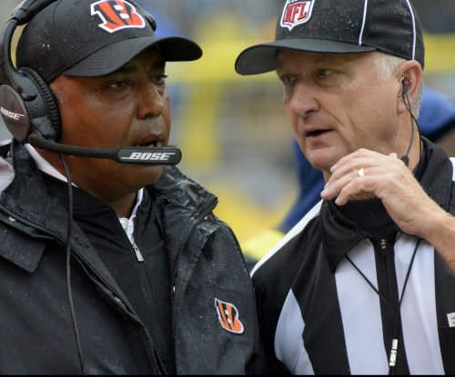 Marvin Lewis plans to coach Cincinnati Bengals in 2017