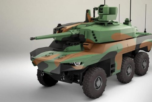 France orders new armored vehicles from Nexter, Renault, Thales