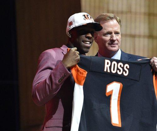 Cincinnati Bengals WR John Ross signs rookie contract