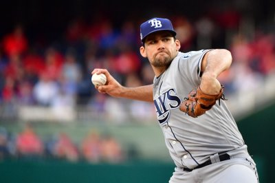 Tampa Bay Rays begin road trip against Miami Marlins
