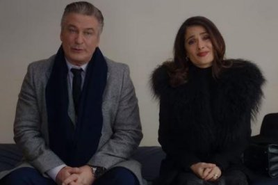 Alec Baldwin, Salma Hayek need money in 'Drunk Parents' trailer