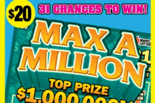 Woman wins lottery jackpots in back-to-back months