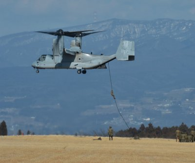Bell Boeing delivers first modified MV-22 Osprey to the Marine Corps