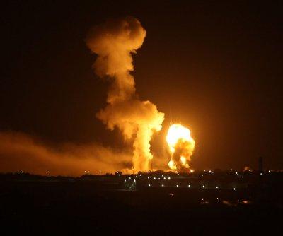 Israel, Gaza exchange rocket fire after 2 Palestinians shot on Gaza Strip border