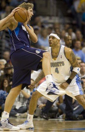 NBA: Denver 109, Dallas 95