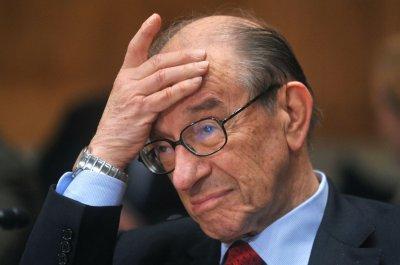 Greenspan: Unemployment not declining soon