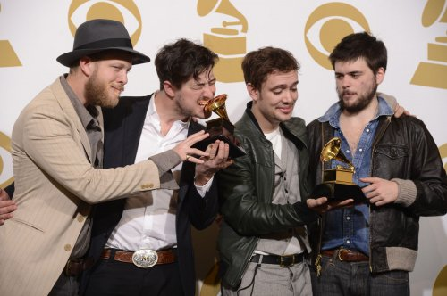 Mumford & Sons' 'Babel' wins Album of the Year Grammy