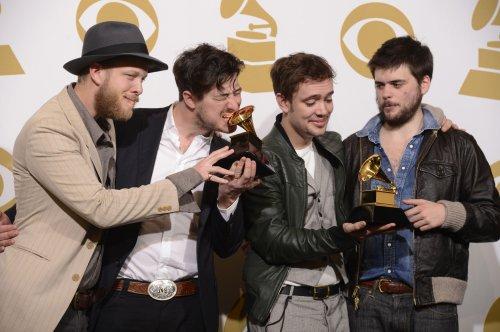 Mumford & Sons' 'Babel' wins Album of the Year Grammy